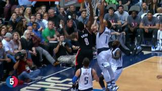 Dallas Mavericks' Top 10 Plays of the 2016-2017 NBA Season