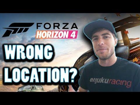 Forza Horizon 4 : Why I'm Worried