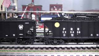 MTH Tinplate Traditions Standard Gauge State Set with Lionel