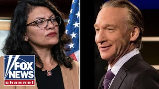 Bill Maher mocks Rep. Tlaib