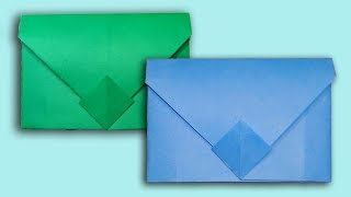 A Menko -How to Make a Traditional Origami Envelope | 180x320