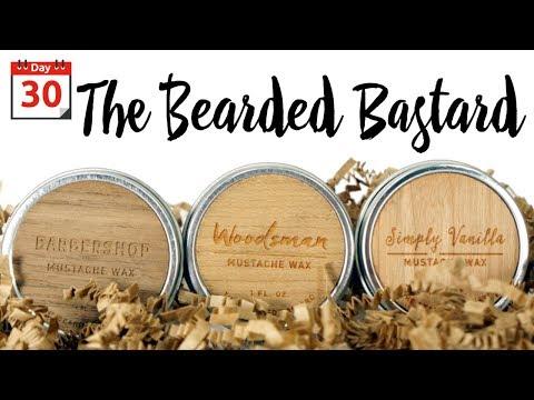 Bearded Bastards Mustache Wax Review