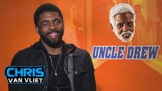 Kyrie Irving: How he does Uncle Drew