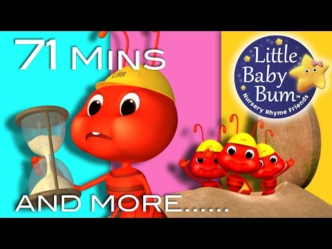Xxx Mp4 Ants Go Marching Plus Lots More Nursery Rhymes 71 Minutes Compilation From LittleBabyBum 3gp Sex