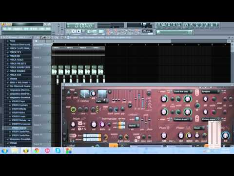[FL Studio 10] How to: Increase Pitch of Audio Sample Without Changing Tempo