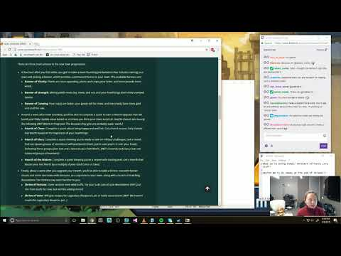 Stonehearth Dev Stream 314: Northern Alliance Lore w/ Stephanie