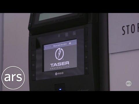 Ars tours Taser International's high tech office