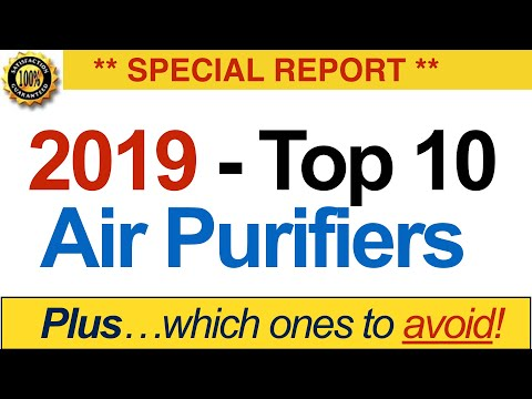 BEST Air Purifier 2018 - AND WHICH TO AVOID!!!
