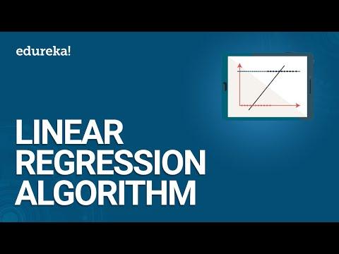 Linear Regression Algorithm | Linear Regression in R | Data Science Training | Edureka