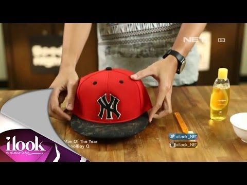 iLook - How To - Clean Your Snapback