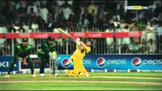 1st ODI: Pakistan VS Australia HD full Highlights
