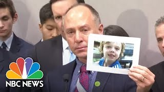 Fed-Up Newtown Dad Praises Parkland Students As 'Force To Be Reckoned With' | NBC News