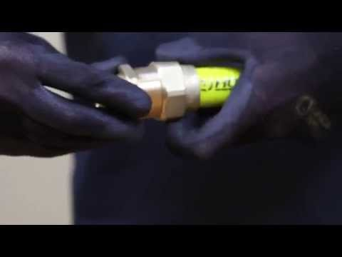 How to Install HOME-FLEX CSST Flexible Gas Pipe
