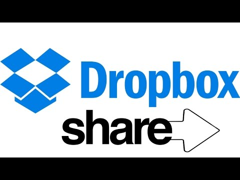How to Share/Transfer Files documents with Dropbox