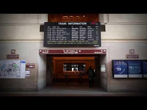 Farewell to New Haven Union Station's Solari Departure Board