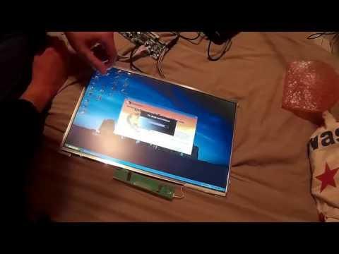 [Recyclage] Ecran de pc portable en ecran externe