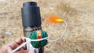 AXE Spray Vs Diwali Sutli (Diwali Crackers) -  DIwali Crackers Hacks || Ideas Factory