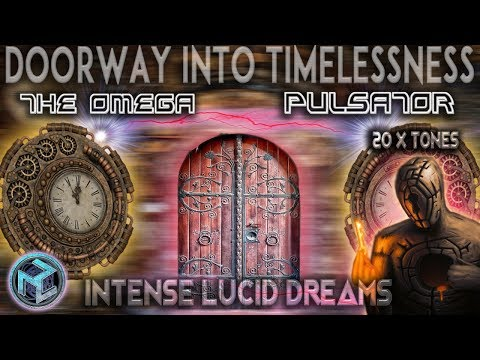 WARNING: 20X THE POWER!!!  ULTRA POWERFUL LUCID DREAMING BINAURAL BEATS MEDITATION