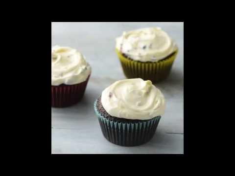 Chocolate Marshmallow Cream-Filled Cupcakes