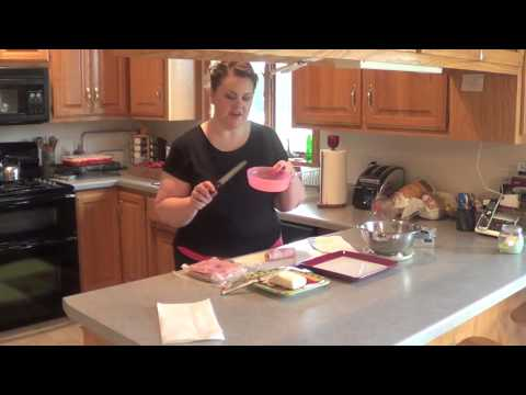 Ham Pickle Roll Ups: Cooking with Kristin (Day 20: 31 DOK)