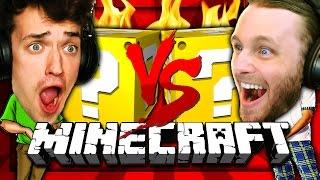 Minecraft | ROAST LUCKY BLOCK CHALLENGE | CRUNDEE ROASTS