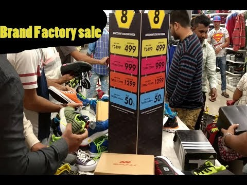Branded Shoes In 499/. Brand Factory Shoe Sale