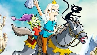 Simpsons And Futurama Easter Eggs Hiding In 'Disenchantment'
