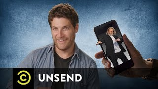 Unsend - Adam Pally Screws Himself Big Time