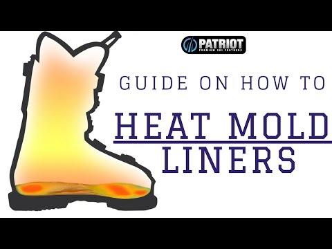 Heat Molding Liners - Bootorials Ep. 23