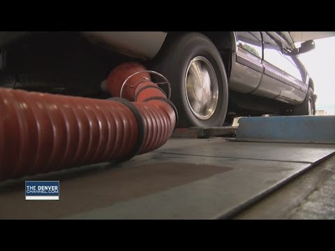 Is Colorado's emissions testing a waste of time and money? Mechanics say yes