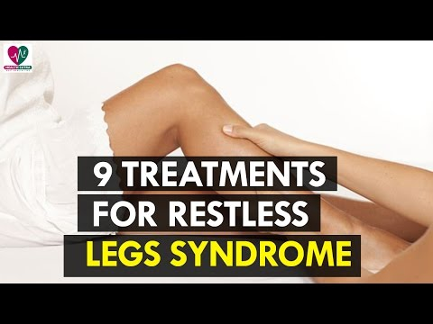9 Treatments for Restless Legs Syndrome - Health Sutra