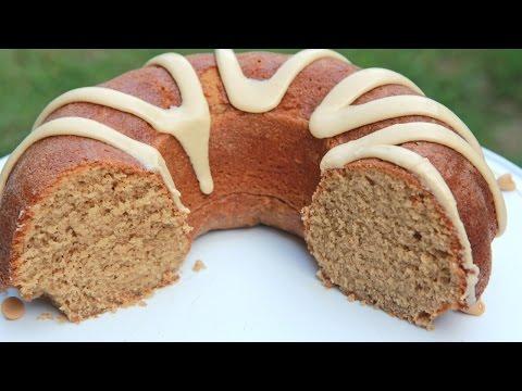 Peanut Butter Cake w/ Peanut Butter Frosting