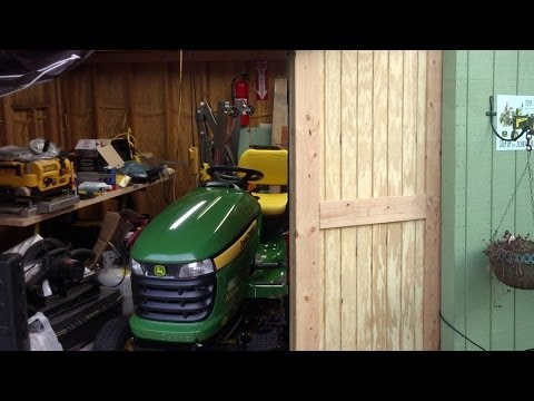 Building a shed - Part 1-