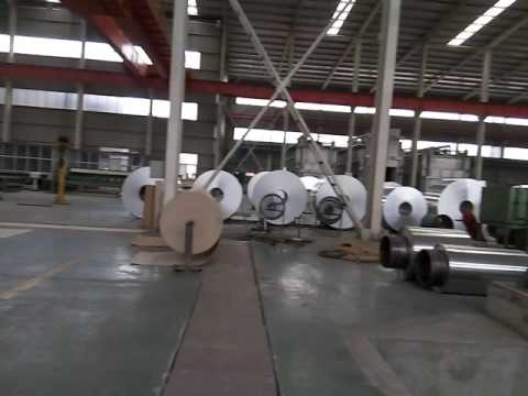 Aluminium Sheet Manufacturers in China -haomei aluminium Factory video