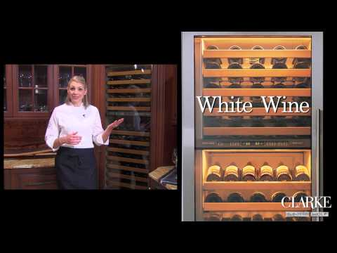 Subzero Wine Storage