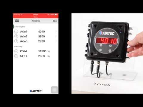 Airtec TruckAXM App