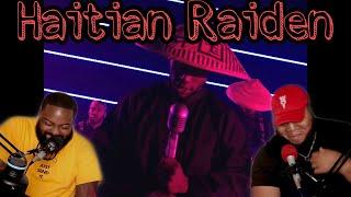 Haiti Babii - Blue Dragon (OFFICIAL VIDEO) (Reaction)