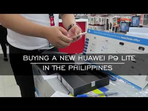HUAWEI P9 LITE in Philippines