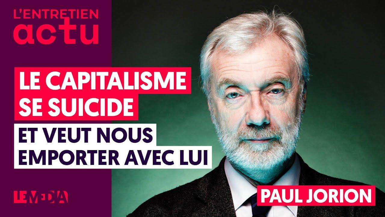 LE CAPITALISME SE SUICIDE ET VEUT NOUS EMPORTER AVEC LUI