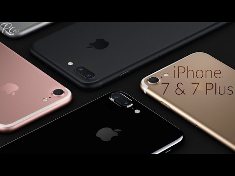 iPhone 7 & 7 Plus Released! Here's Everything You Need To Know!