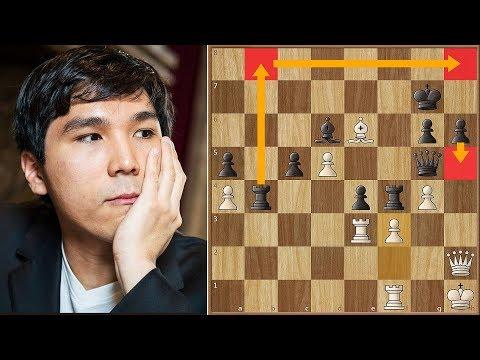 So Deadly | Caruana vs So | Your Next Move (Rapid) (2018)