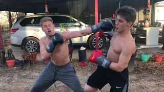 Backyard Boxing backyard boxing 28 (mma)