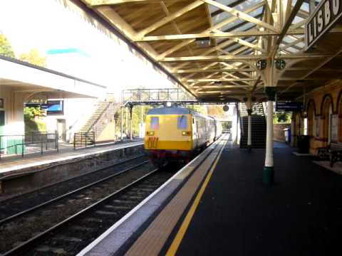 NI Railways Sandite Train