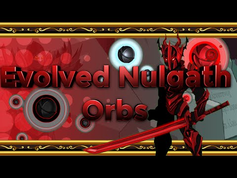 AQW - How to Get Evolved Blood, Hex, and Shadow Orbs