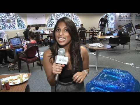 Anastasia Emmanuel TV Presenter Showreel 2012