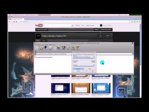 Tutorial How to  Download +  Install Photoshop CS5 For Windows XP