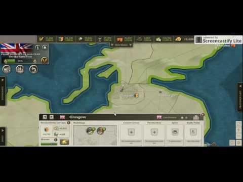 call of war (5) uk and southern usa