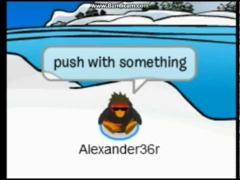 Club Penguin Stranded at the Forbidden Island Part 3