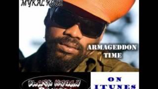 Mykal Rose - Armageddon Time - Black Money Records - 2011