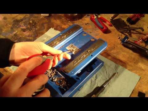 RC DIY EP.  5 - Bearing Cleaning